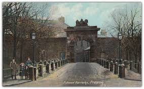 Entrance to Fulwood Barracks Preston